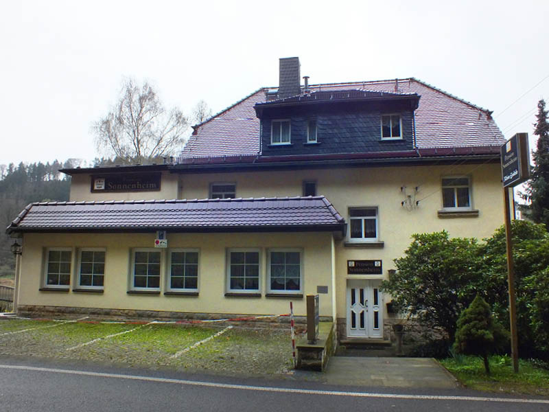 Pension Sonnenheim